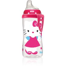 NUK Hello Kitty 10 oz Learner Cup, 1 pk
