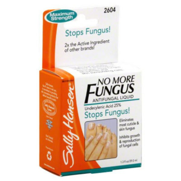 Sally Hansen No More Fungus Antifungal Liquid Corrector 2604