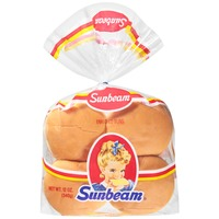 Sunbeam Hamburger Buns