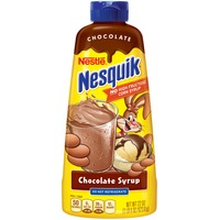 Nestle Nesquik Chocolate Flavored Syrup