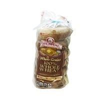 Brownberry/Arnold/Oroweat 100% Whole Wheat Sliced English Muffins