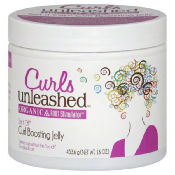 Curls Unleashed ORS Set it Off Curl Boosting Jelly