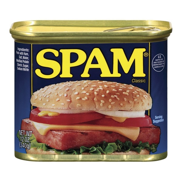 Spam Original Lunch Meat