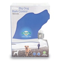 Pet Safe Elite Big Dog Bark Control Collar