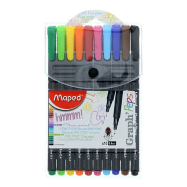 Maped Graph Peps Fine Felt Tip
