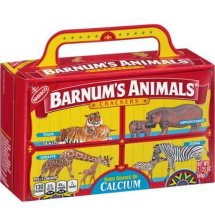 Nabisco Barnum's Animals Crackers, 2.125 OZ