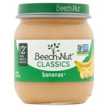 Beech-Nut Classics Bananas Stage 2 from About 6 Months 4oz