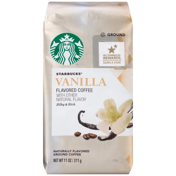 Starbucks Vanilla Ground Coffee