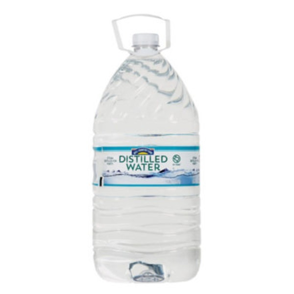 Hill Country Fare Distilled Water