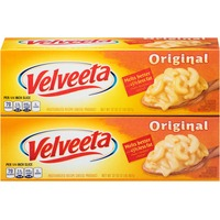 Kraft Velveeta Original Twin Pack Cheese