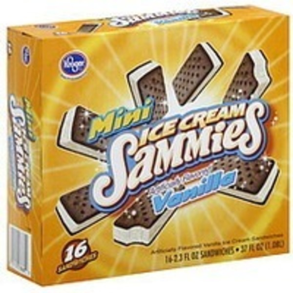 Kroger Mini Ice Cream Sandwiches