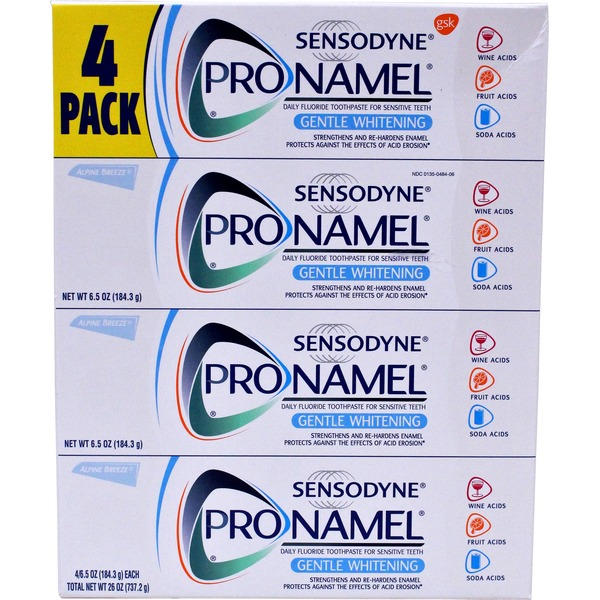 Sensodyne Pronamel Gentle Whitening Alpine Breeze Toothpaste