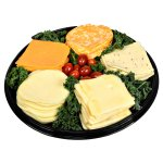 Small Fresh Sliced Cheese Tray, Serves 8-10, 2.5lbs