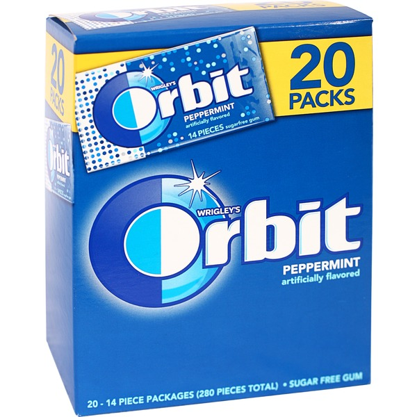 Orbit Peppermint Gum