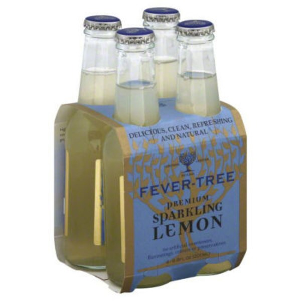 Fever Tree Premium Sparkling Lemon