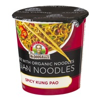 Dr. McDougall's Organic Asian Noodles Spicy Kung Pao