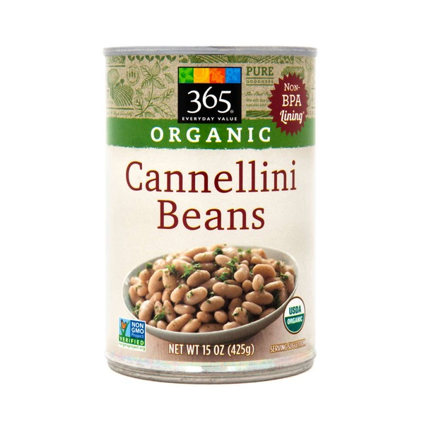 365 Organic Cannellini Beans