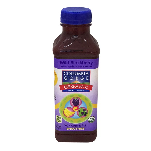Columbia Gorge Organic Organic Blackberry Blend Juice