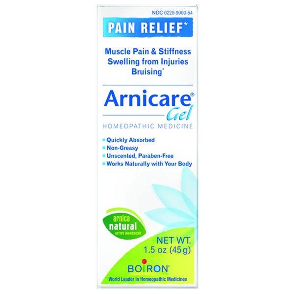 Boiron Arnica Homeopathic Pain Relief Gel