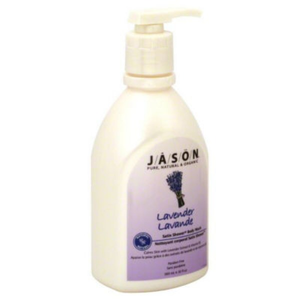 Jason Pure Natural Body Wash Calming Lavender