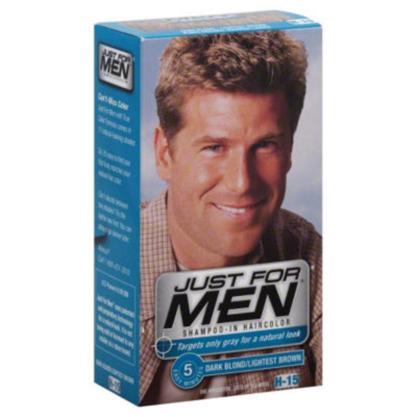 Just For Men Original Formula H-15 Dark Blond/Lightest Brown