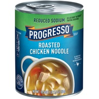 Progresso Reduced Sodium Roasted Chicken Noodle Soup