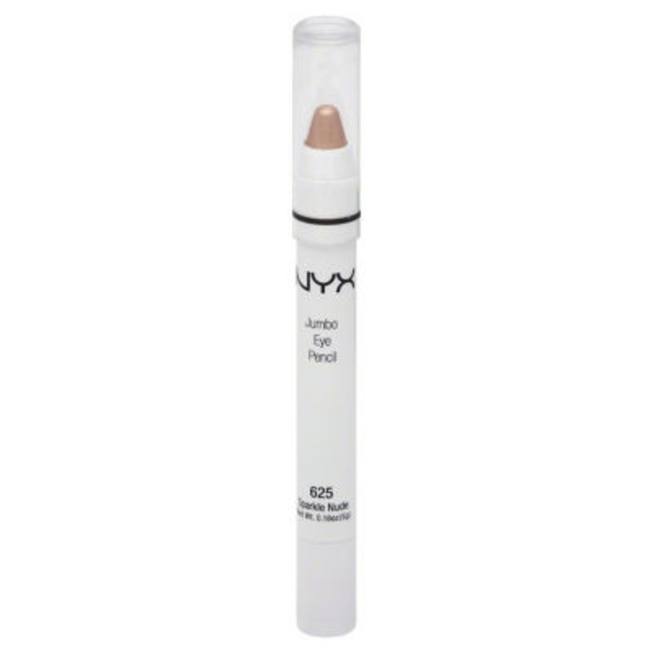 NYX Jumbo Eye Pencil - Sparkle Nude 625