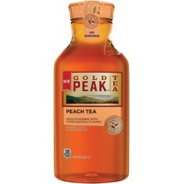 Gold Peak Peach Iced Tea