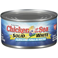 Chicken of the Sea Solid White Albacore In Water Tuna