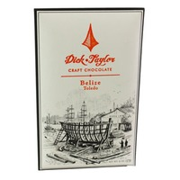 Dick Taylor Craft Chocolate Belize Toledo Bar