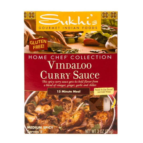 Sukhis Vindaloo Curry Paste