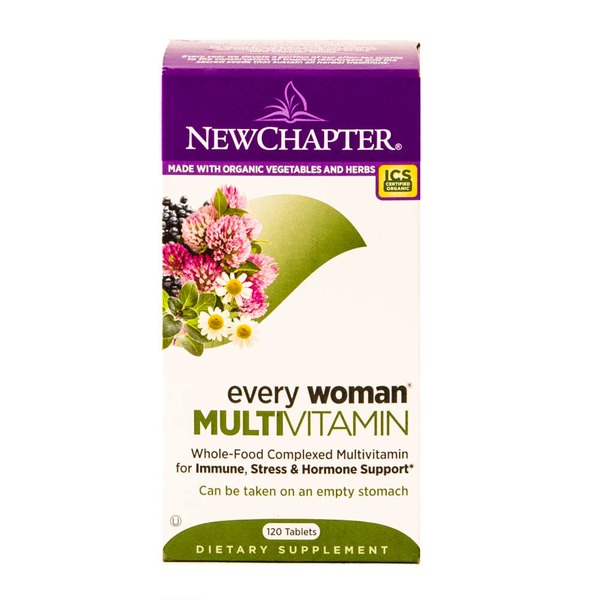 New Chapter Every Woman Multi-Vitamin