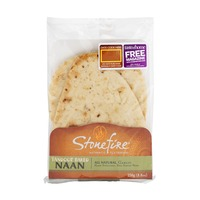 Stonefire Naan Garlic All Natural