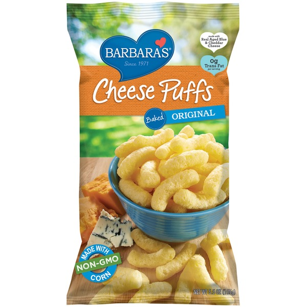 Barbara's Baked Original Cheese Puffs