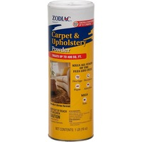 Zodiac FleaTrol Carpet & Upholstery Powder