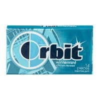 Orbit Wrigley's Orbit Sugarfree Gum Wintermint - 14 CT