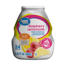 Great Vaue Drink Mix, Raspberry Lemonade, 1.62 Fl Oz, 1 Count