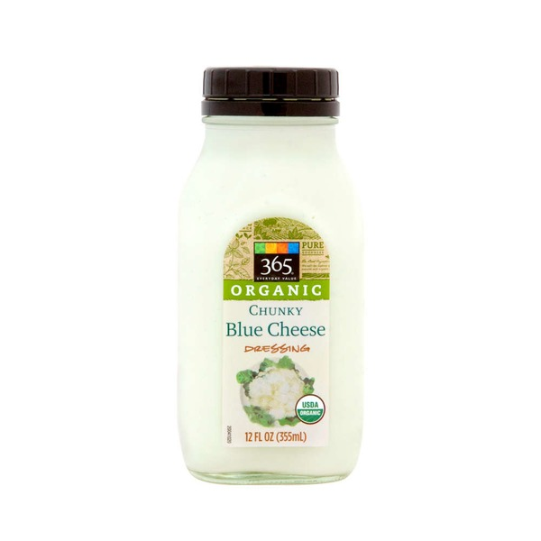 365 Organic Chunky Blue Cheese Dressing