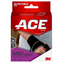 ACE Moderate Stabilizing Splint Wrist Brace, Reversible, Adjustable