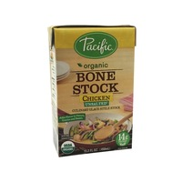 Pacific Foods Organic Unsalted Chicken Bone Stock