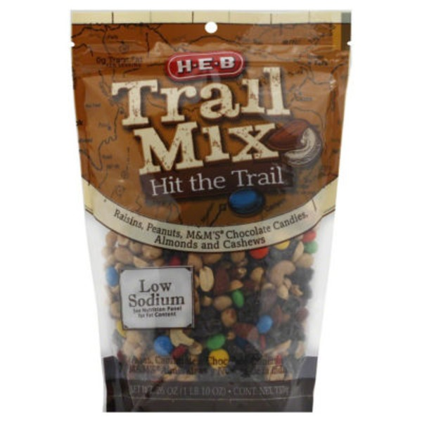 H-E-B Trail Mix Hit The Trail