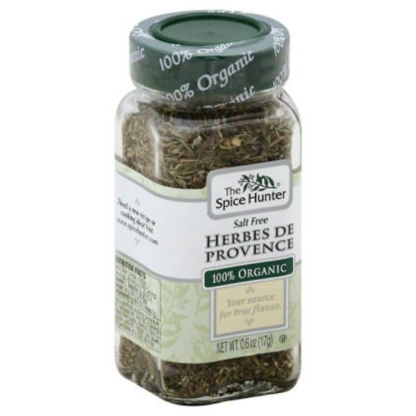 The Spice Hunter Organic Herbes De Provence
