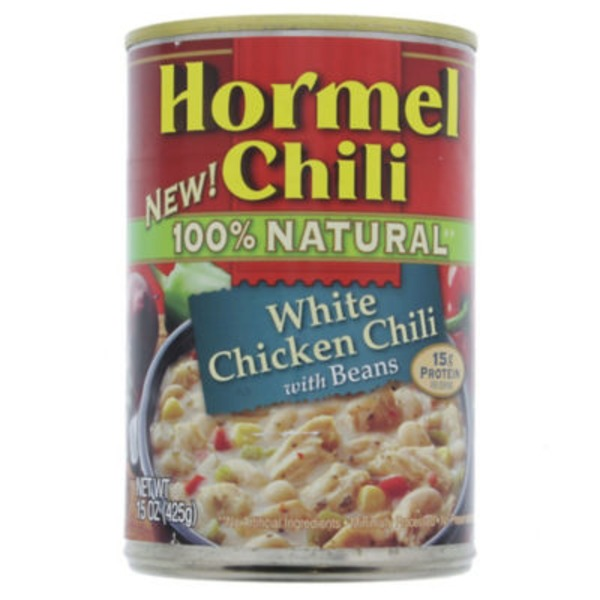 Hormel White Chicken Chili