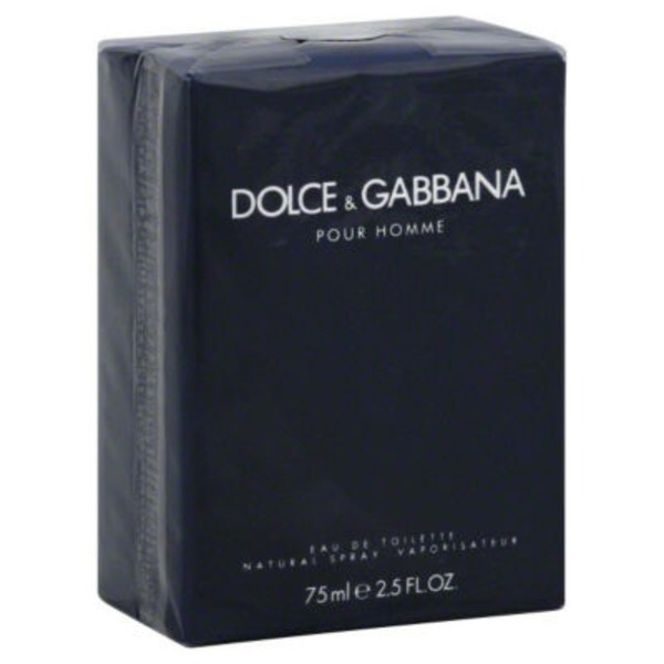 Dolce & Gabbana Eau de Toilette Natural Spray