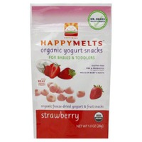 Happy Baby/Family Strawberry Organic Yogis Freeze-Dried Yogurt & Fruit Snacks