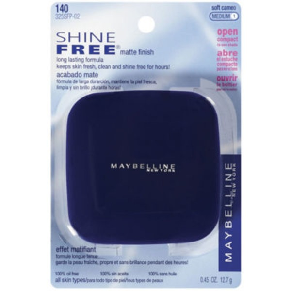 Shine Free® Soft Cameo Oil Control Pressed Powder