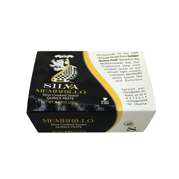 Silva Membrillo Sweet Quince Paste