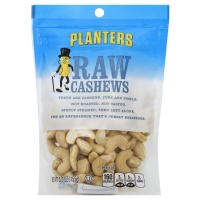 Planters Snack Nuts Whole Cashews