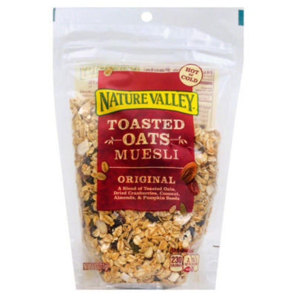 Nature Valley Original Toasted Oats Muesli