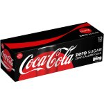 Coca-Cola Zero Sugar Soda, 12 Fl Oz, 12 Count